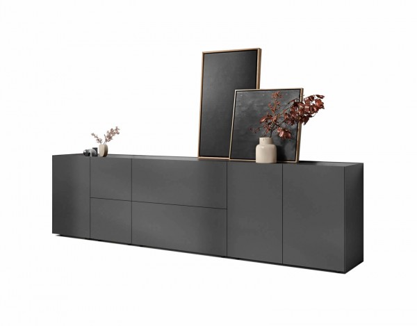 Sideboard just cube light 360 cm