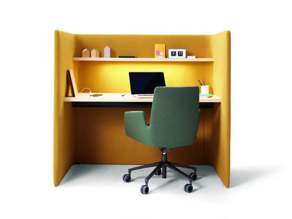 Floater Schreibtisch