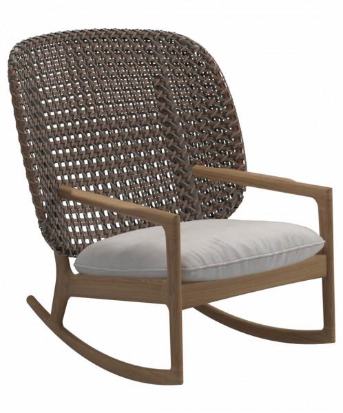 Kay Schaukelstuhl Highback Rocking Chair