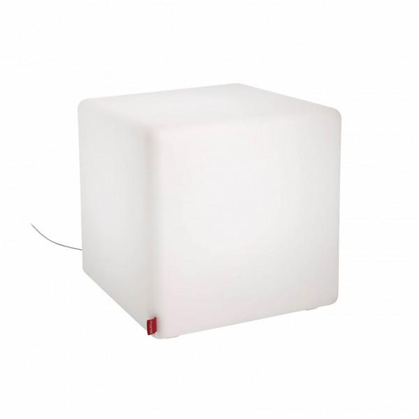 Cube Hocker Tisch Leuchtmöbel
