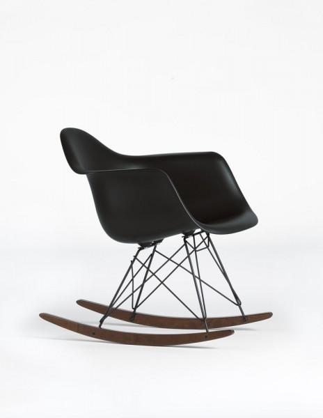 Eames Rocking Armchair RAR Black Collection