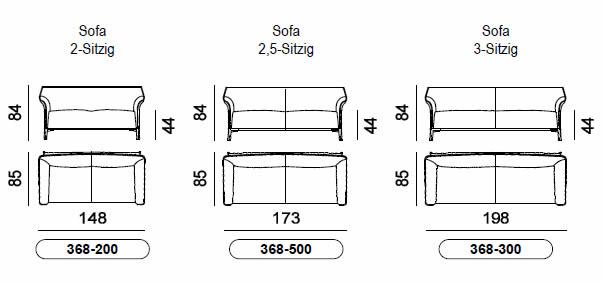 leolux-mayon-sofa-abmessungen