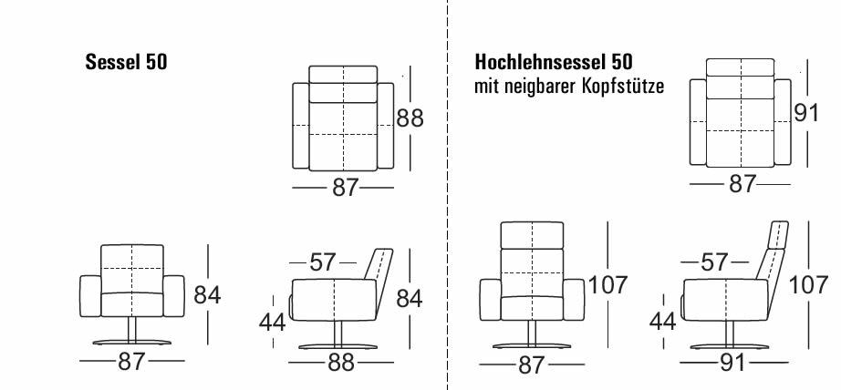 rolf-benz-sessel-50-abmessungen