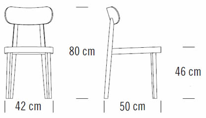 thonet-118-stuhl-abmessungen