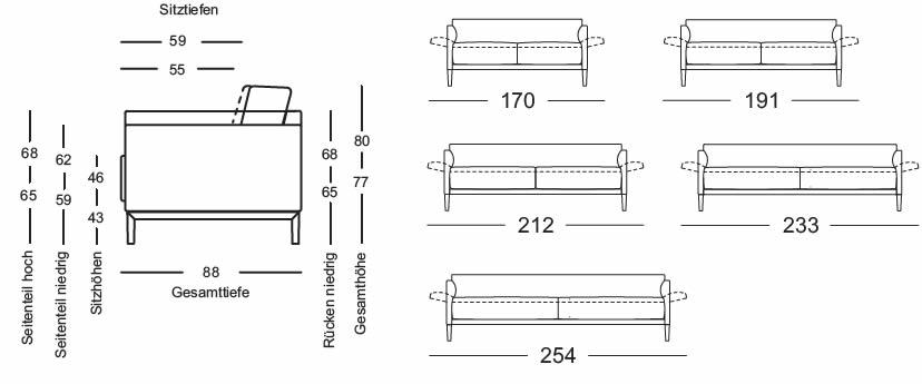 rolf-benz-sofa-cara-abmessungen
