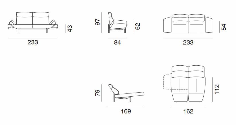 desede-sofa-ds-450-abmessungen