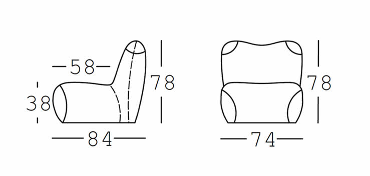 sessel freistil 171 sessel freistil 171. Black Bedroom Furniture Sets. Home Design Ideas